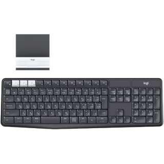 マルチデバイスキーボード K370s [Bluetooth /ワイヤレス]