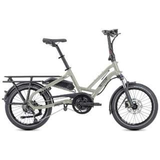 【店舗限定販売のみ】 【eバイク】20型 折りたたみ電動アシスト自転車 HSD P9(Tarragon/外装9段変速) 【2020年モデル】 【組立商品につき返品不可】