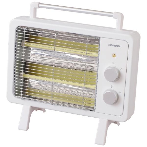 アイリスオーヤマ 遠赤外線 電気ストーブ KIEHD-800-W ホワイト