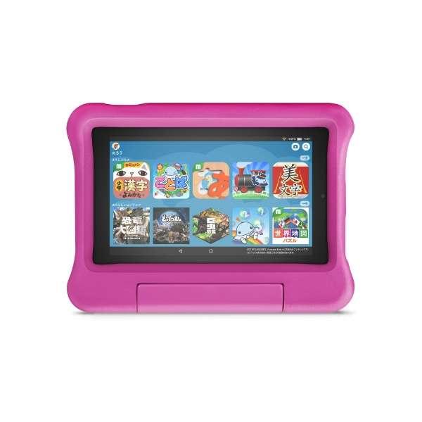 B07H91HY2J Fire 7 タブレット キッズモデル ピンク (7インチディスプレイ) 16GB Amazon ピンク [7型 /ストレージ:16GB /Wi-Fiモデル]