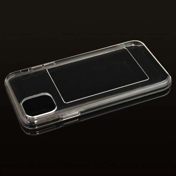 iPhone 11 6.1インチ モデル トライタンカードケース 5114IP961TR クリア