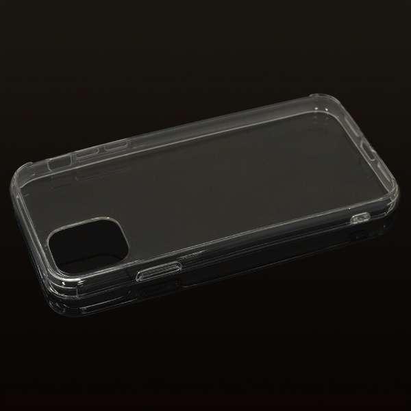 iPhone 11 6.1インチ モデル ハイブリッドTPU/トライタン 5127IP961HB クリア