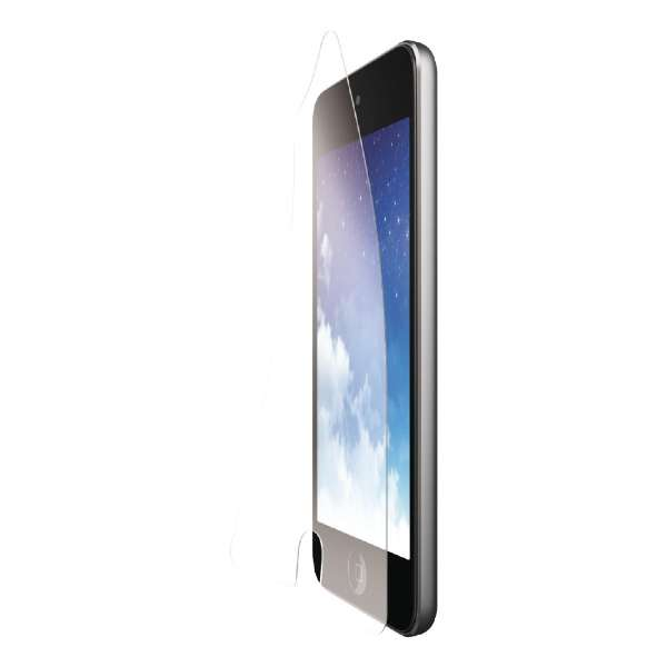 iPod Touch用 液晶保護フィルム ガラス 超強化 AVA-T19FLGH