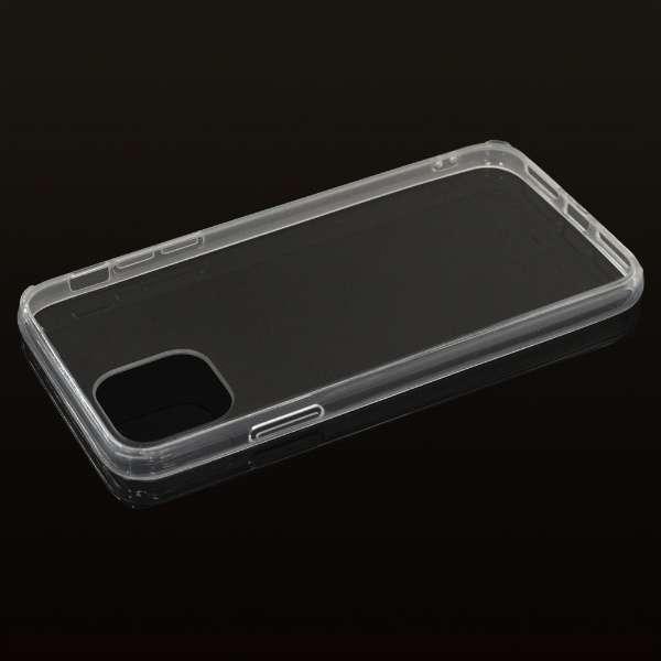 iPhone 11 6.1インチ モデル ハイブリッドTPU/PC 5153IP961HB クリア