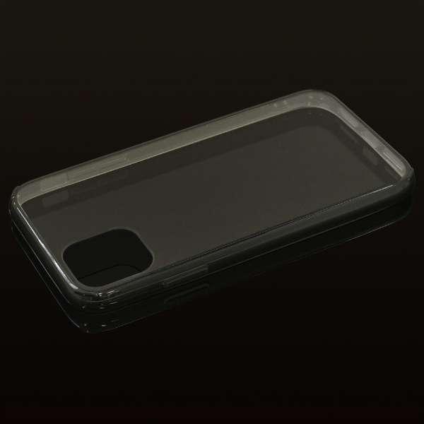 iPhone 11 6.1インチ モデル ハイブリッドTPU/PC 5154IP961HB クリアブラック
