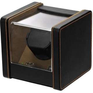 1本用ワインディングマシーン(2WAY電源) SP2183021BK(ブラック&ブラウン) 【正規品】 SP2183021BK ブラック&ブラウン
