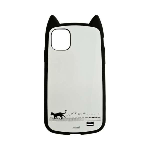 iPhone 11 Pro 5.8インチ VANILLA PACK mimi 4983IP958HB ピアノ