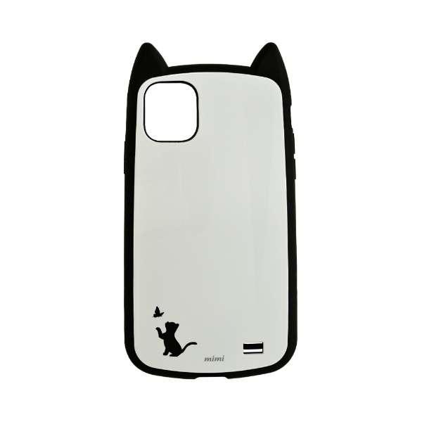 iPhone 11 Pro 5.8インチ VANILLA PACK mimi 4984IP958HB 蝶
