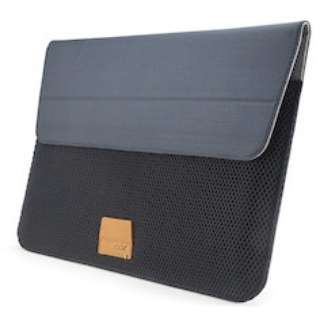 ARIA Stand Sleeve Macbook 11 Air [Dark Blue]