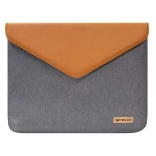 ノートパソコン対応[11インチ] Laptop Envelope Pouch MZES11GB Gray with Brown