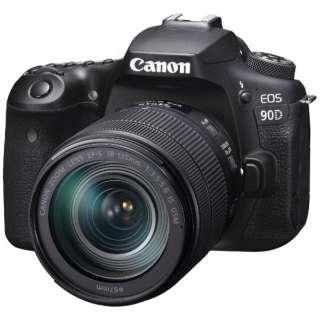 EOS 90D デジタル一眼レフカメラ 18-135 IS USM レンズキット [ズームレンズ]