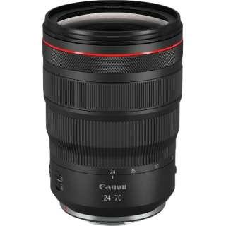 カメラレンズ RFレンズ RF24-70mm F2.8 L IS USM【キヤノンRFマウント】 [キヤノンRF /ズームレンズ]