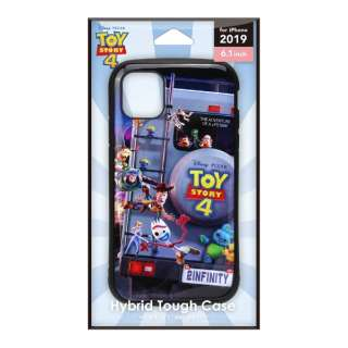 iPhone 11 6.1インチ 用 ハイブリッドタフケース  トイ・ストーリー CG PG-DPT19B01TOY