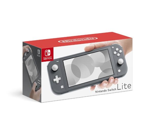 Nintendo Switch Lite グレー HDH-S-GAZAA