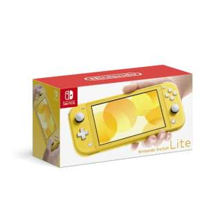 Nintendo Switch Lite イエロー [ゲーム機本体]