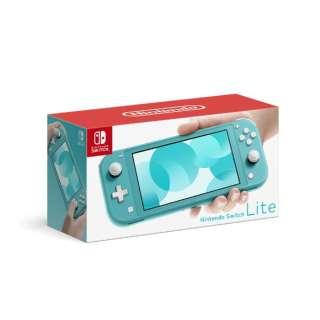 Nintendo Switch Lite ターコイズ HDH-S-BAZAA [ゲーム機本体]