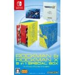 ロックマン&ロックマンX 5in1 スペシャルBOX 【Switch】