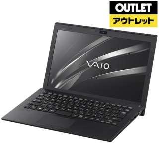 【アウトレット品】 11.6型ノートPC [Win10 Home・Core i5・SSD 128GB・メモリ 8GB] S11  VJS11291111B  ブラック 【外装不良品】