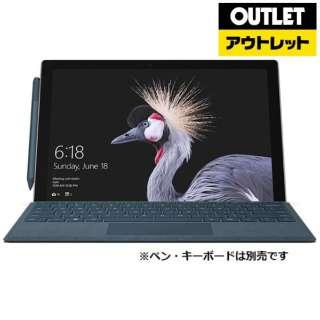 【アウトレット品】 Surface Pro LTE Advanced [12.3型 /SSD 256GB /メモリ 8GB /Intel Core i5 /シルバー /2018年] GWM-00009 Windowsタブレット サーフェス プロ 【外装不良品】