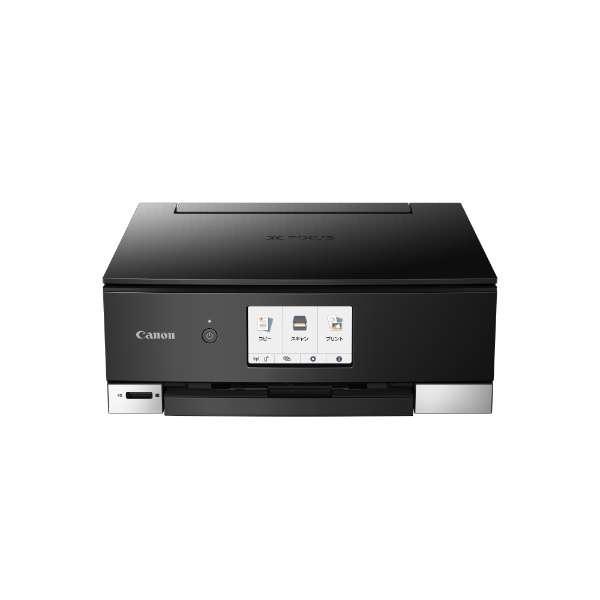 インクジェット複合機 TS8330 BLACK [カード/名刺~A4]