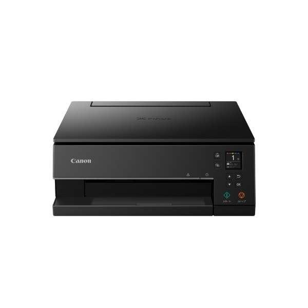 インクジェット複合機 TS7330 BLACK [カード/名刺~A4]