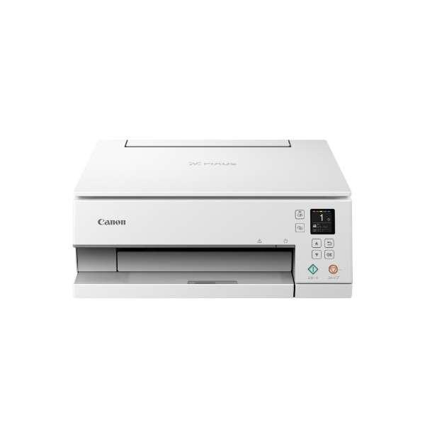 インクジェット複合機 TS7330 WHITE [カード/名刺~A4]