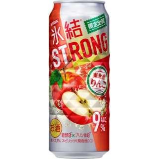 氷結ストロング 東北りんご (500ml/24本)【缶チューハイ】