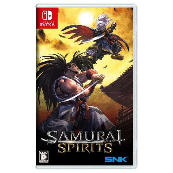 SAMURAI SPIRITS 【Switch】