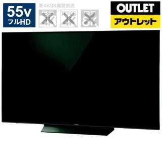 【アウトレット品】 TH-55FX750 ブラック 液晶テレビ VIERA(ビエラ) [55V型 /4K対応] 【生産完了品】