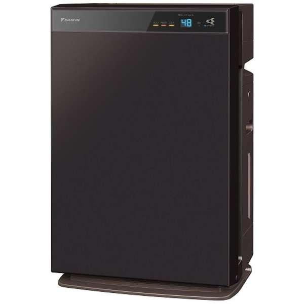 加湿空気清浄機 MCK70WBK-T ビターブラウン [適用畳数:31畳 /最大適用畳数(加湿):18畳 /PM2.5対応]
