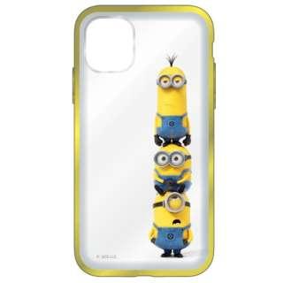 怪盗グルーシリーズ/ミニオンズ IIII fit Clear iPhone 11 6.1インチ/iPhoneXR 対応ケース トリオ MINI-177A