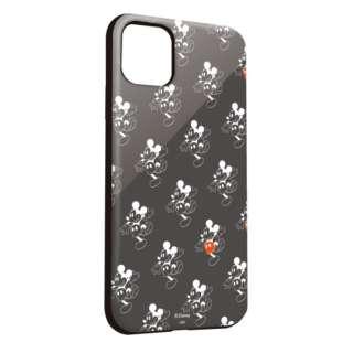 ディズニーキャラクター iPhone 11 6.1インチ/iPhoneXR 対応ソフトケース ミッキーマウス DN-654A