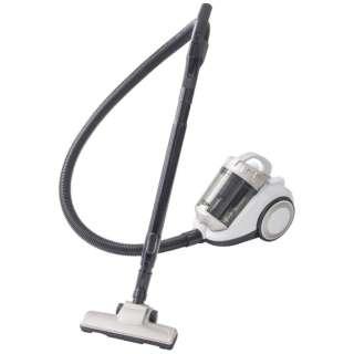 siroca サイクロン式掃除機 SV-C151[パワフル吸引力/大容量/コンパクト/シンプル] SV-C151 シャンパンシルバー [サイクロン式]