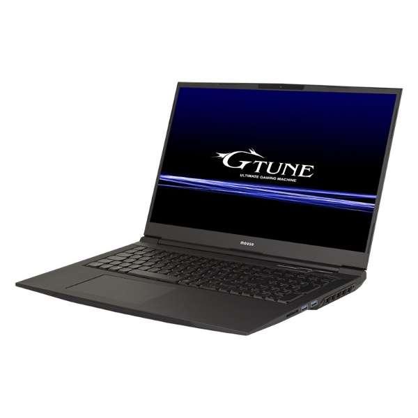 G-Tune ゲーミングノートパソコン NG-N-i5565SA1 [15.6型 /intel Core i7 /SSD:512GB /メモリ:16GB /2019年9月キャンペーン限定モデル]