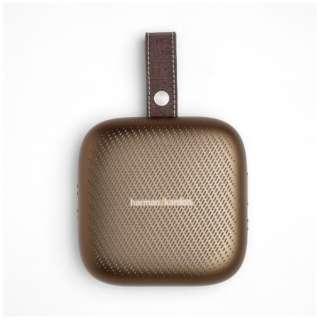 HKNEOBRNBSG ブルートゥース スピーカー ブラウン [Bluetooth対応 /防水]