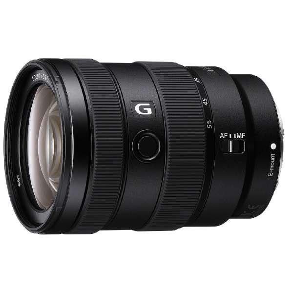 カメラレンズ E 16-55mm F2.8 G【ソニーEマウント】 [ソニーE /ズームレンズ]
