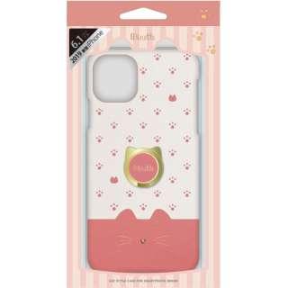 iPhone 11 6.1インチ 専用背面ケース Minette Pink iP19_61-MINP01