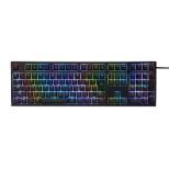 REALFORCE RGB ゲーミング フルキーボード 日本語配列 112キー 静電容量無接点スイッチ APC対応 キー荷重45g フルNキーロールオーバー 2色成形 [USB /有線] R2A-JP4G-BK ブラック