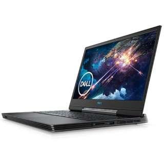 NG85VRB-9WLC ゲーミングノートパソコン Dell G5 15 5590 ブラック [15.6型 /intel Core i7 /SSD:512GB /メモリ:16GB /2019年秋冬モデル]
