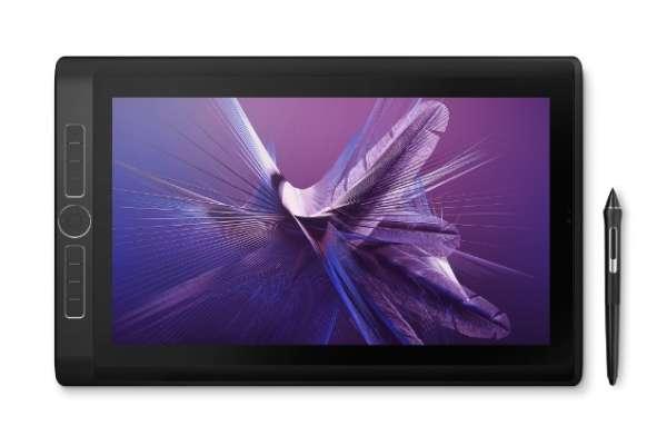 ワコム「Wacom MobileStudio Pro」DTH-W1621H/K0D(15.6型/4K)