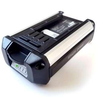 コードレス洗浄機KB007用 バッテリーバック KB007-8839