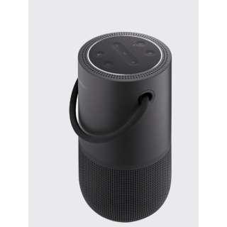 Bose Portable Home Speaker Triple Black [Bluetooth対応 /Wi-Fi対応 /防滴]