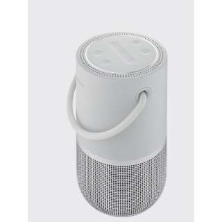 Bose Portable Home Speaker Luxe Silver[Bluetooth対応 /Wi-Fi対応 /防滴]