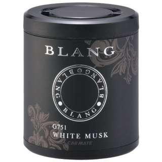 G751 車用芳香剤 ブラング ブースター DH ホワイトムスク