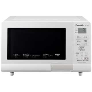 オーブンレンジ エレック 丸皿調理タイプ NE-T15A3-W ホワイト [15L]