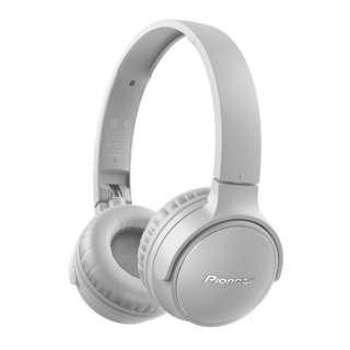 ブルートゥースヘッドホン グレー SE-S3BT(H) [リモコン・マイク対応 /Bluetooth]