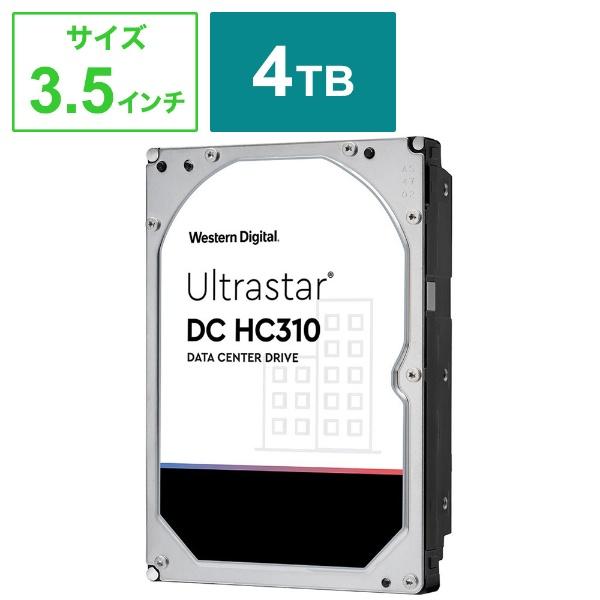 HUS726T4TAL5204 [4TB 7200 SAS3.0]