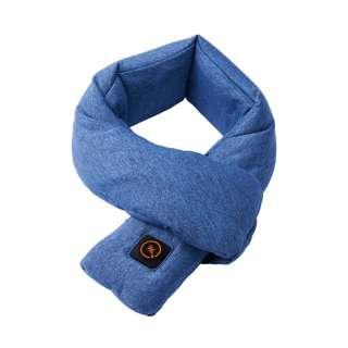 ウェアラブルヒーター ネック UHW-N101-BL ブルー
