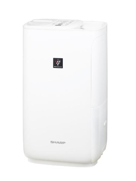 HV-J55-W 加湿器 ホワイト系 [ハイブリッド(加熱+気化)式 /約4.0L]