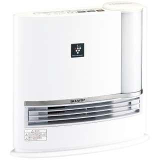 電気ファンヒーター HX-J120-W ホワイト系